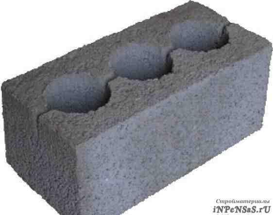 Бессер стеновой фундаментный с доставкой по району