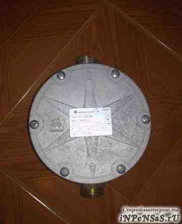 Б/у Газовый фильтр Mod. 70602