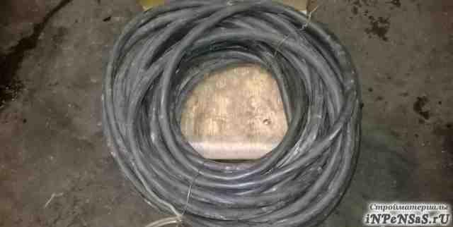 Кабель (провод ) резиновый кг 3x10+ 1x6