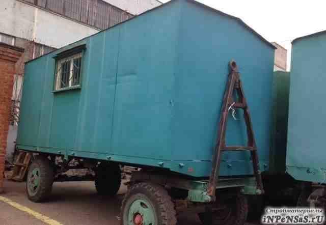 Строительный вагончик- бытовка
