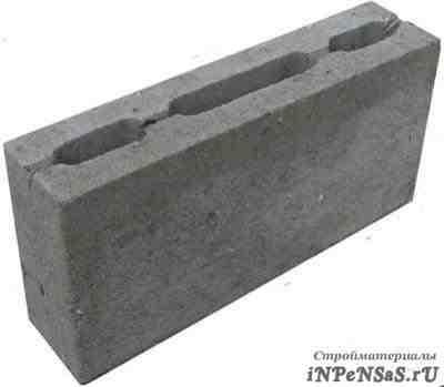 Блоки перегородочные, стеновые, фундамментные