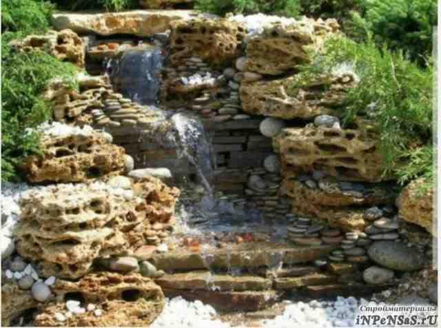 Камень для ландшафтного дизайна