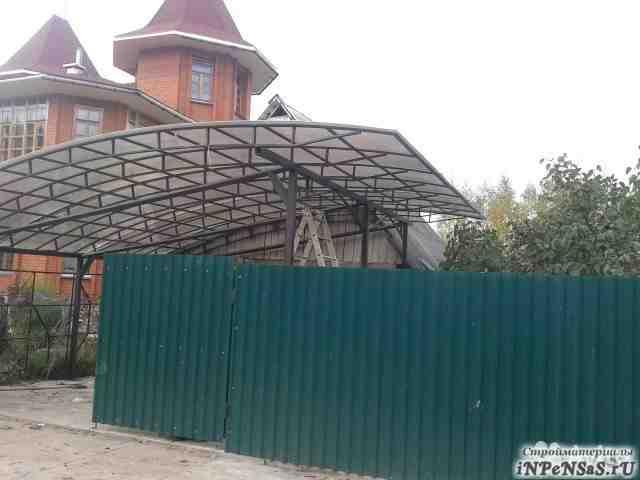 Заборы, ограды, гарантия качества