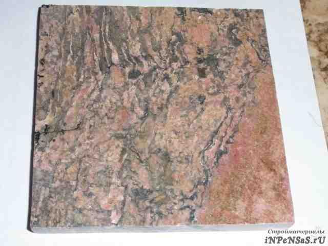 Родонит (природный камень)