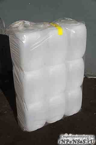 Канистра 20 литров (бытовая)