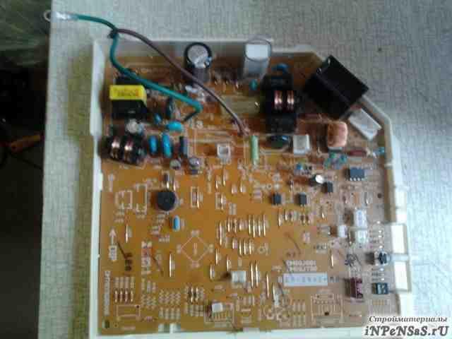 Блок управления кондиционером mitsubishi elektrik