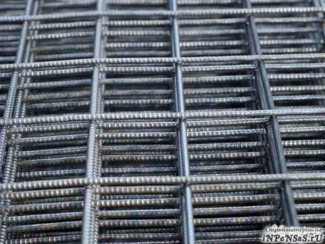 Сетка сварная для армирования 100х100 4 мм
