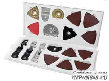 Набор аксессуаров Multi Tool для инструмента Renov