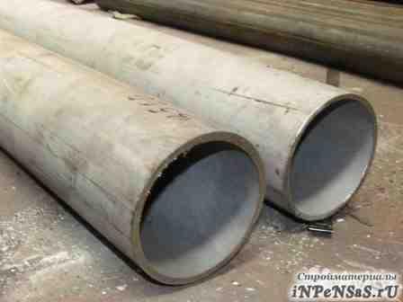 Труба из нержавеющей стали