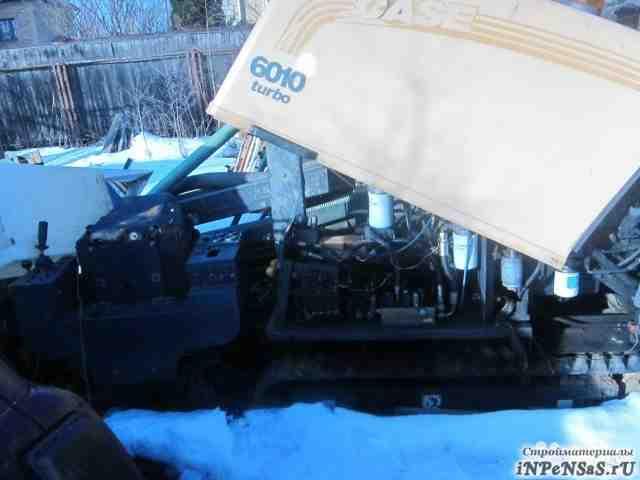 Буровая установка Case 6010 Turbo