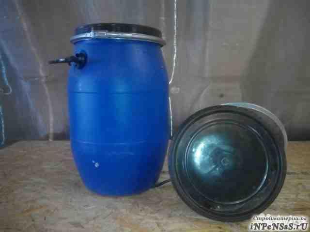 Бочке 65 литров