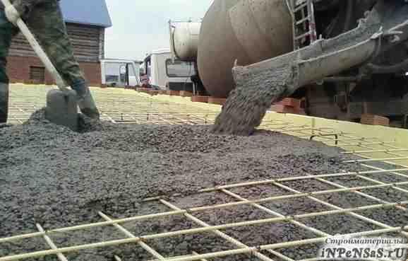 Керамзито бетон