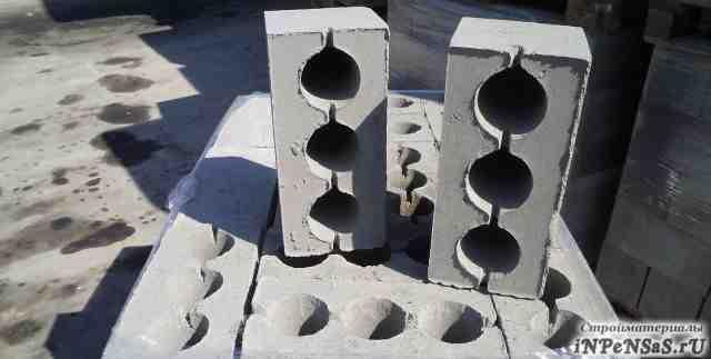 Блоки стеновые и фундаментные