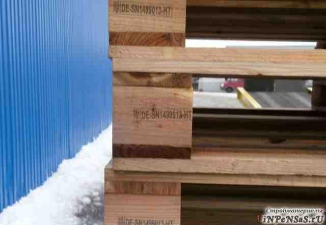 Паллеты можно на дрова