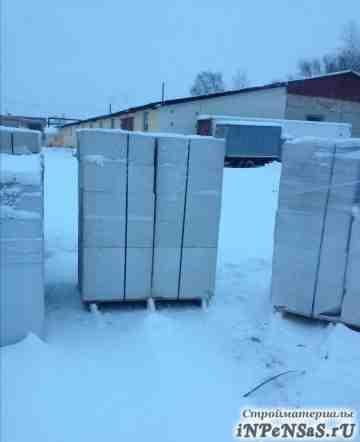 Блоки Газосиликатные Егорьевского завода