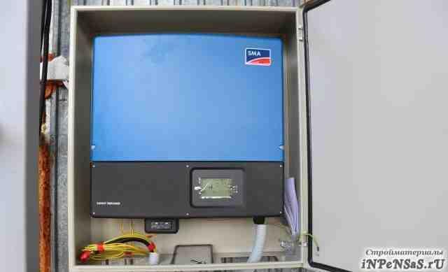 Сетевые Инверторы Samil Power 17000TL