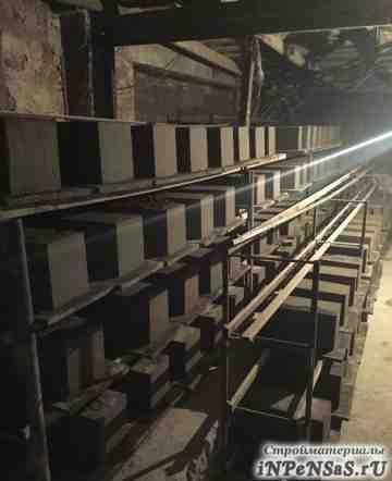Блоки фундаментный