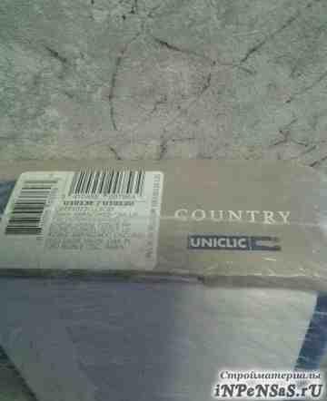 Упаковка ламината Quickstep country U1013