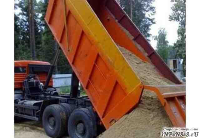 Песок, пескогрунт, щебень, дорожные плиты б/у