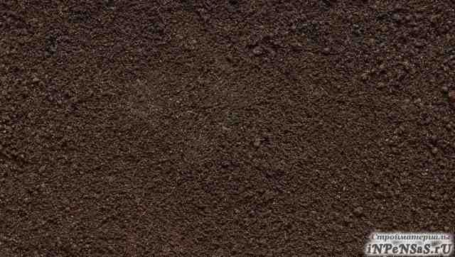 Доставка земли, грунта, чернозема