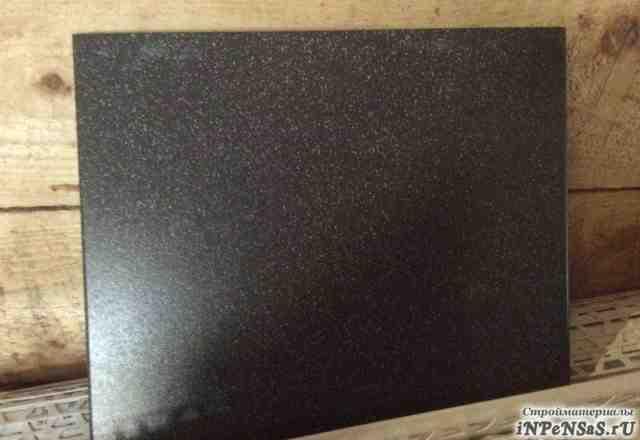 Напольная плитка черная с белым Eco Gres 3 пачки