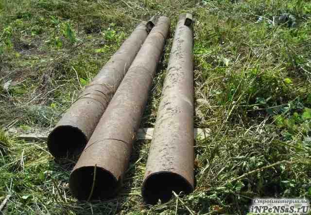Трубы металлические диаметр 200 мм