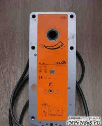 Электропривод противопожарного клапана BelimoBF230