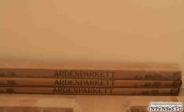 Паркетная доска ArdenParkett Дуб Мурано отбеленный